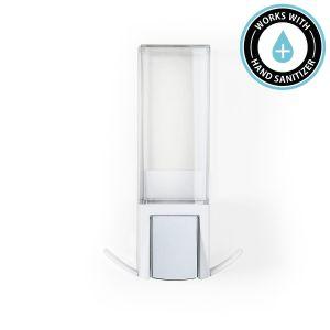 BETTER LIVING CLEVER 500ml Soap and Sanitiser Dispenser - Matte White