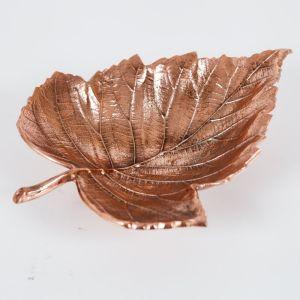 MAPLE Large 43cm Long Decorative Leaf - Copper