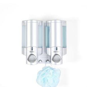 BETTER LIVING AVIVA 300ml Dispenser 2 - Satin Silver