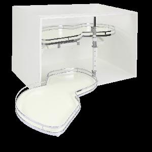 ELITE PROVEDORE Right Side Swing-Out/LeMans Kitchen Corner Storage Organiser