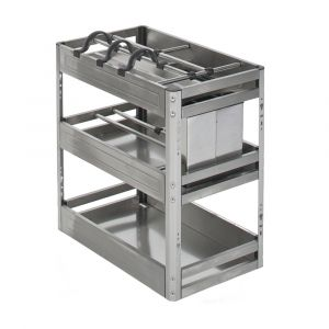 ELITE CHEF Kitchen Pull-Out Cupboard Organiser (for 30cm cupboard)