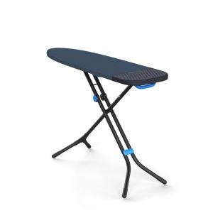 JOSEPH JOSEPH Glide Plus Easy-store Ironing Board with Advanced Cover - Black/Blue