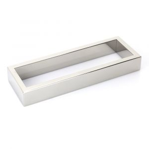 AGUZZO MONTANGNA Stainless Steel Hand Towel Rail
