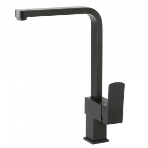 AGUZZO TRENTO Kitchen Mixer Tap - Matte Black